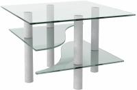 Журнальный столик Artglass Консул -