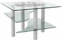 Журнальный столик Artglass Консул Птица -