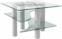 Журнальный столик Artglass Александр Птица -
