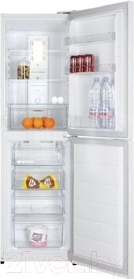 Холодильник с морозильником Daewoo RN-271NPW