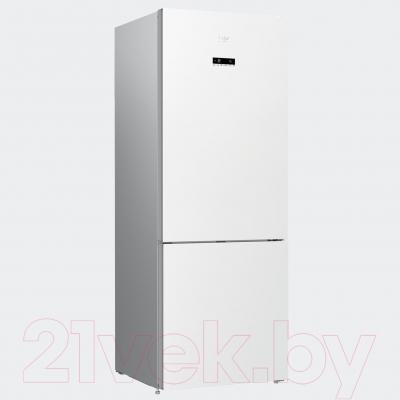 Холодильник с морозильником Beko RCNE520E20ZGW