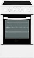 Кухонная плита Beko CSE 57101 GW -