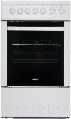 Плита электрическая Beko CSE 57101 GW