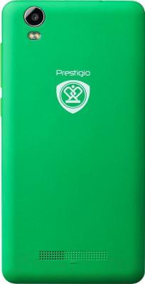 Смартфон Prestigio Wize N3 3507 Duo / PSP3507DUOGREEN (зеленый)
