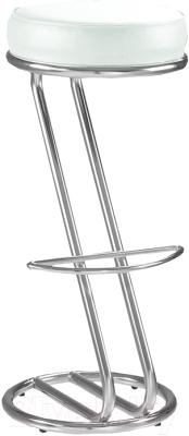 Табурет Nowy Styl Zeta Hoker Chrome V-1