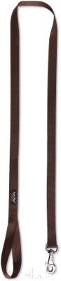 Поводок Ami Play Basic AMI011 (L, коричневый)