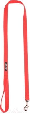 Поводок Ami Play Basic AMI007 (L, красный)