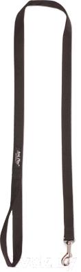 Поводок Ami Play Basic AMI003 (L, черный)
