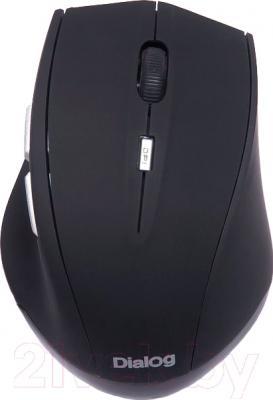 Мышь Dialog Katana MRLK-17U (черный)