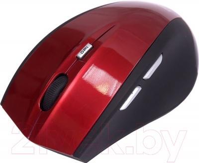 Мышь Dialog Katana MRLK-17U (красный)