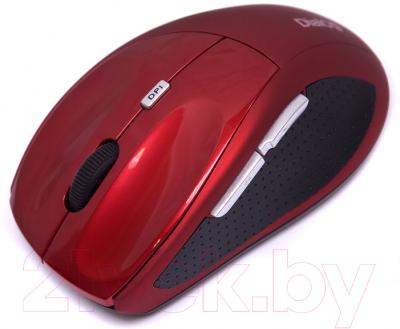 Мышь Dialog Katana MRLK-18U (красный)