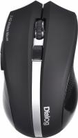 Мышь Dialog Katana MROK-12U (черный/серебристый) -