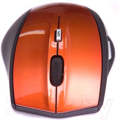 Мышь Dialog Katana MROK-17U (оранжевый)