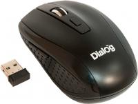 Мышь Dialog MROP-01U (черный) -