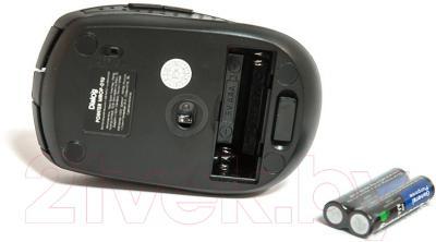 Мышь Dialog MROP-01U (черный)