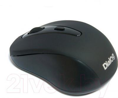 Мышь Dialog MROP-05U (черный)