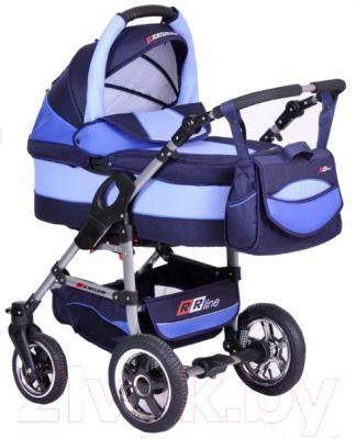 Детская универсальная коляска Riko Alpina Ranger 2 в 1 (08)