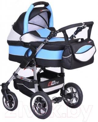 Детская универсальная коляска Riko Alpina Ranger 2 в 1 (03)