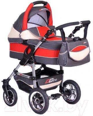 Детская универсальная коляска Riko Alpina Ranger 2 в 1 (04)