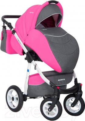 Детская универсальная коляска Riko Nano 3 в 1 (01)