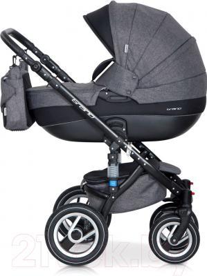 Детская универсальная коляска Riko Brano 3 в 1 (01)