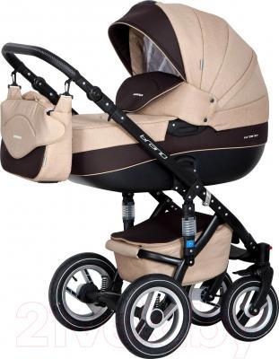 Детская универсальная коляска Riko Brano 3 в 1 (04)