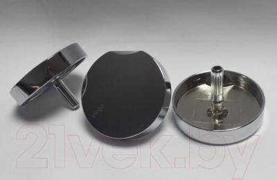 Накладка на сливное отверстие Viega Simplex 657406 (хром)