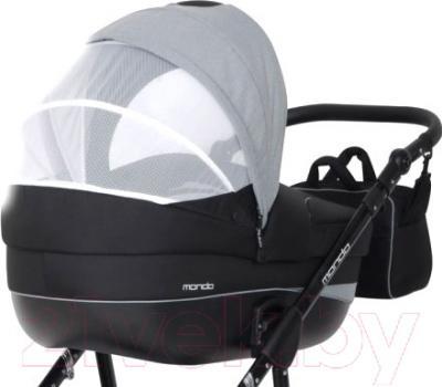 Детская универсальная коляска Expander Mondo Black Line 3 в 1 (14) - внешний вид на примере модели другого цвета