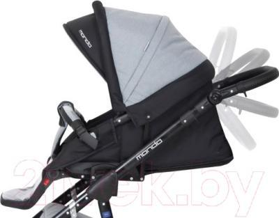 Детская универсальная коляска Expander Mondo Black Line 3 в 1 (15) - внешний вид на примере модели другого цвета