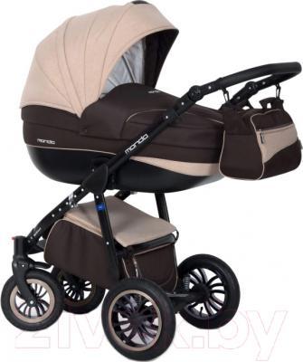 Детская универсальная коляска Expander Mondo Black Line 3 в 1 (18)