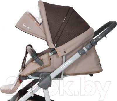 Детская универсальная коляска Expander Mondo Grey Line 3 в 1 (04) - внешний вид на примере модели другого цвета