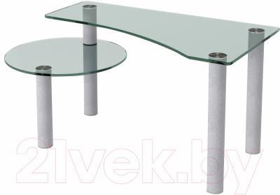 Журнальный столик Artglass Парус