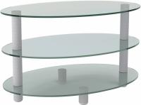 Журнальный столик Artglass Olivia -