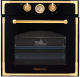 Электрический духовой шкаф Kuppersberg RC 699 ANT Gold -