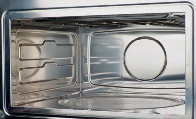 Микроволновая печь Kuppersberg RMW 969 BOR - вид изнутри