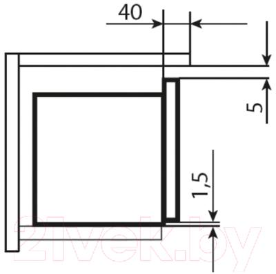 Микроволновая печь Kuppersberg RMW 969 C - схема