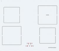 Индукционная варочная панель Kuppersberg FA6IF W -