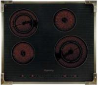 Электрическая варочная панель Kuppersberg FA6RC Bronze -