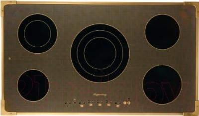 Электрическая варочная панель Kuppersberg FA9RC Gold