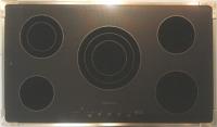 Электрическая варочная панель Kuppersberg FA9RC Bronze -