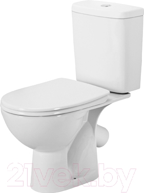 Унитаз напольный Colombo Акцент классический Soft Close S12950200