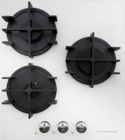 Газовая варочная панель Kuppersberg FQ4TG W -