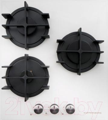 Газовая варочная панель Kuppersberg FQ4TG W