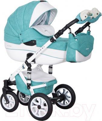 Детская универсальная коляска Riko Brano Ecco 3 в 1 (15)
