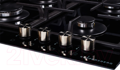 Газовая варочная панель Kuppersberg FQ6TG S