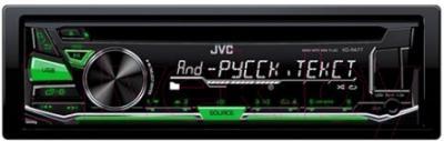 Автомагнитола JVC KD-R477