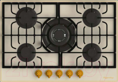 Газовая варочная панель Kuppersberg TG 799 С
