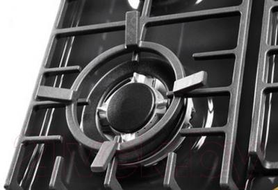 Газовая варочная панель Kuppersberg FV6TGRZ ANT Silver