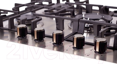 Газовая варочная панель Kuppersberg TS79 X