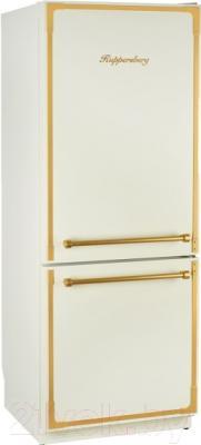 Холодильник с морозильником Kuppersberg NRS 1857 C Bronze